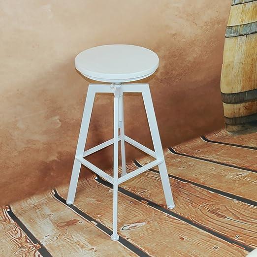 LHby taburetes de Bar, Taburete de Bar para Cocina, Bar, para de Bar Pub Bistro Barra Cocina Cafetería Comedor Jardín Taburetes (Color : 2): Amazon.es: Hogar