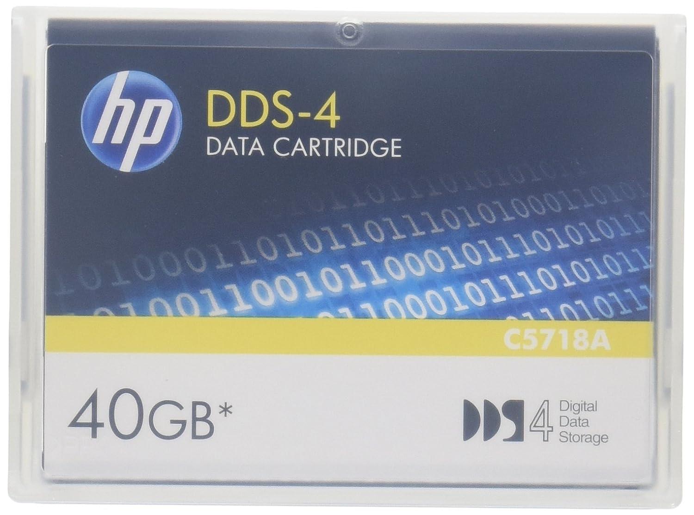 HP C5718A Datenkassette dds4 40GB 4mm Hewlett Packard