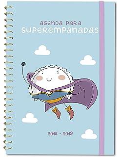 Agenda escolar 2019-2020 Croqueta y Empanadilla (TANTANFAN ...