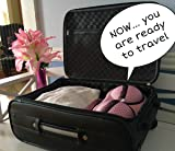 Travel Bra Packing Organizer