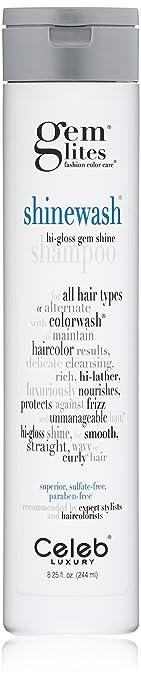 Gem Lites Shinewash Shampoo, 8.25oz