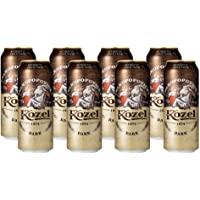 8 Pack de Cervezas Kozel Dark 500 ml en Lata.