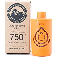 Replacement Filter for Epic Ultimate Travel Bottle and Epic Sports Bottle Series