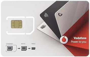 Comunicarte SIM120 - Tarjeta prepago, 4G+: Amazon.es ...
