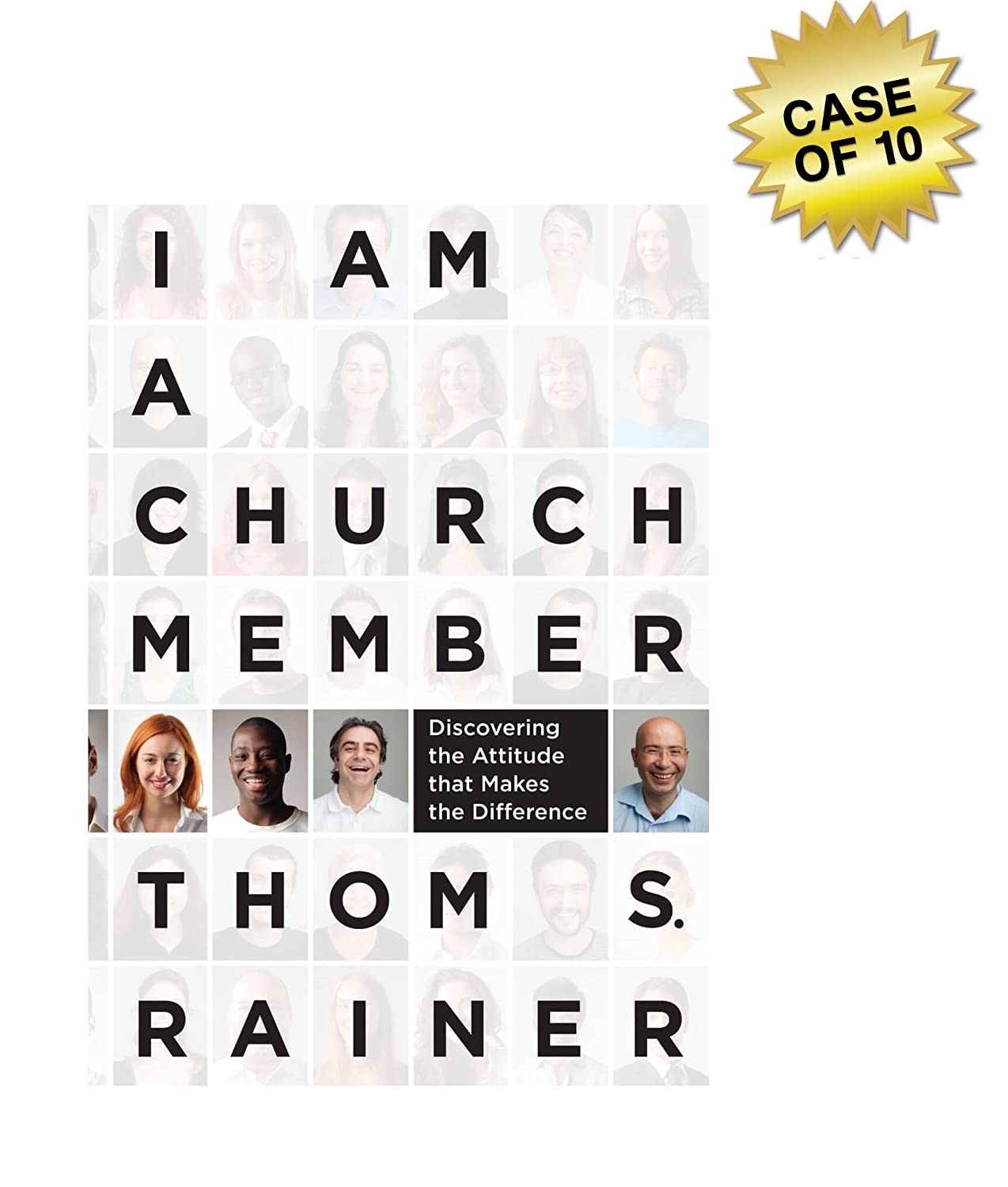 I Am A Church Member Book