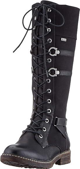 Rieker Damen 94732 Hohe Stiefel: : Schuhe & Handtaschen WtXCe
