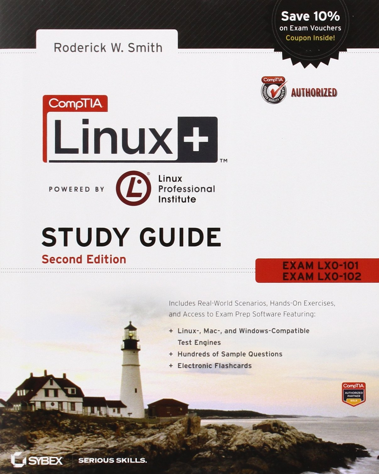 Amazon.fr - CompTIA Linux+ Study Guide: Exams LX0-101 and LX0-102 -  Roderick W. Smith - Livres