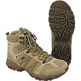 MFH Einsatzstiefel Tactical Trekking-Schuh Knöchelhoch Arbeitsschuh Wanderschuh Bergschuh Outdoorschuh Größe 39-46