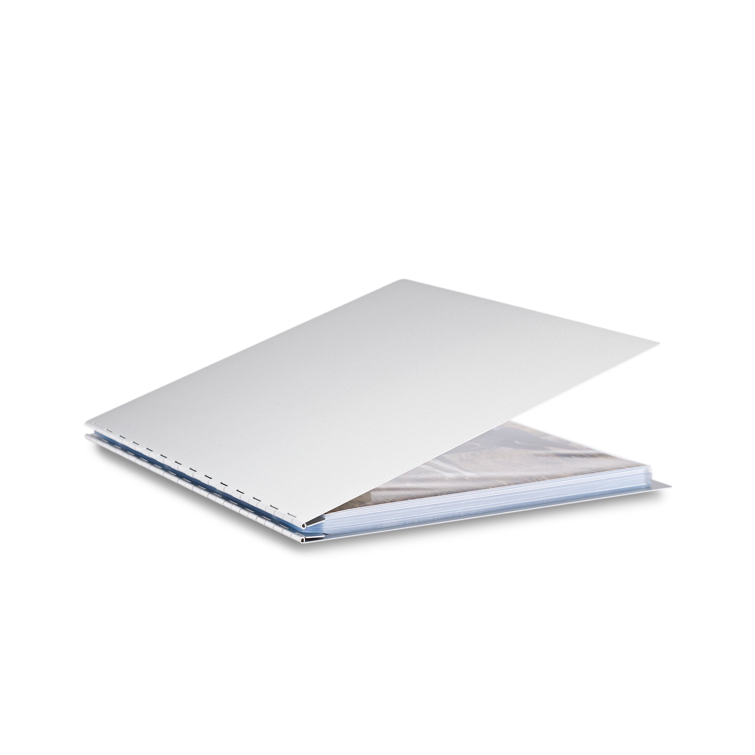 Pina Zangaro Machina Screwpost Binder, 11x14 Portrait, Includes 20 Pro-Archive Sheet Protectors (34047)