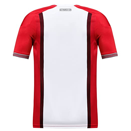 Amazon.com : 2017-2018 Southampton Home Football Shirt (Kids) : Sports & Outdoors