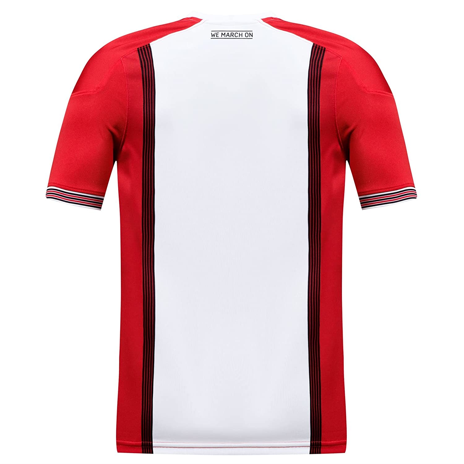 Under Armour Southampton FC 17/18 infantil Local Manga Corta Camiseta de fútbol - rojo/blanco: Amazon.es: Ropa y accesorios