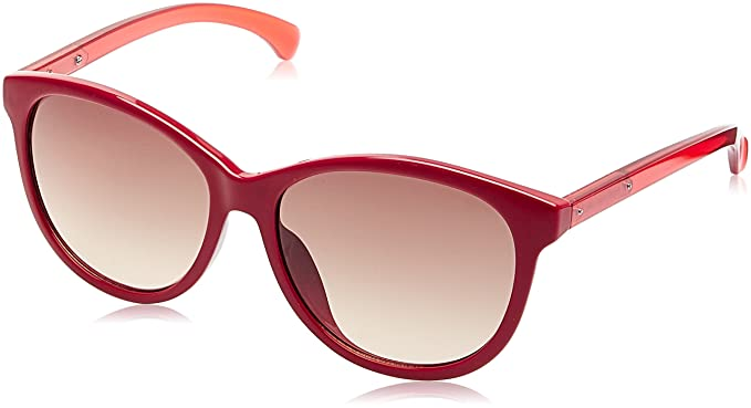 765f854dc67 Image Unavailable. Image not available for. Colour  Calvin Klein Jeans  Gradient Oval Women s Sunglasses ...