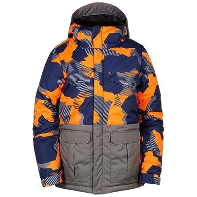 686 Kids Mens Onyx Insulated Jacket (Big Kids)