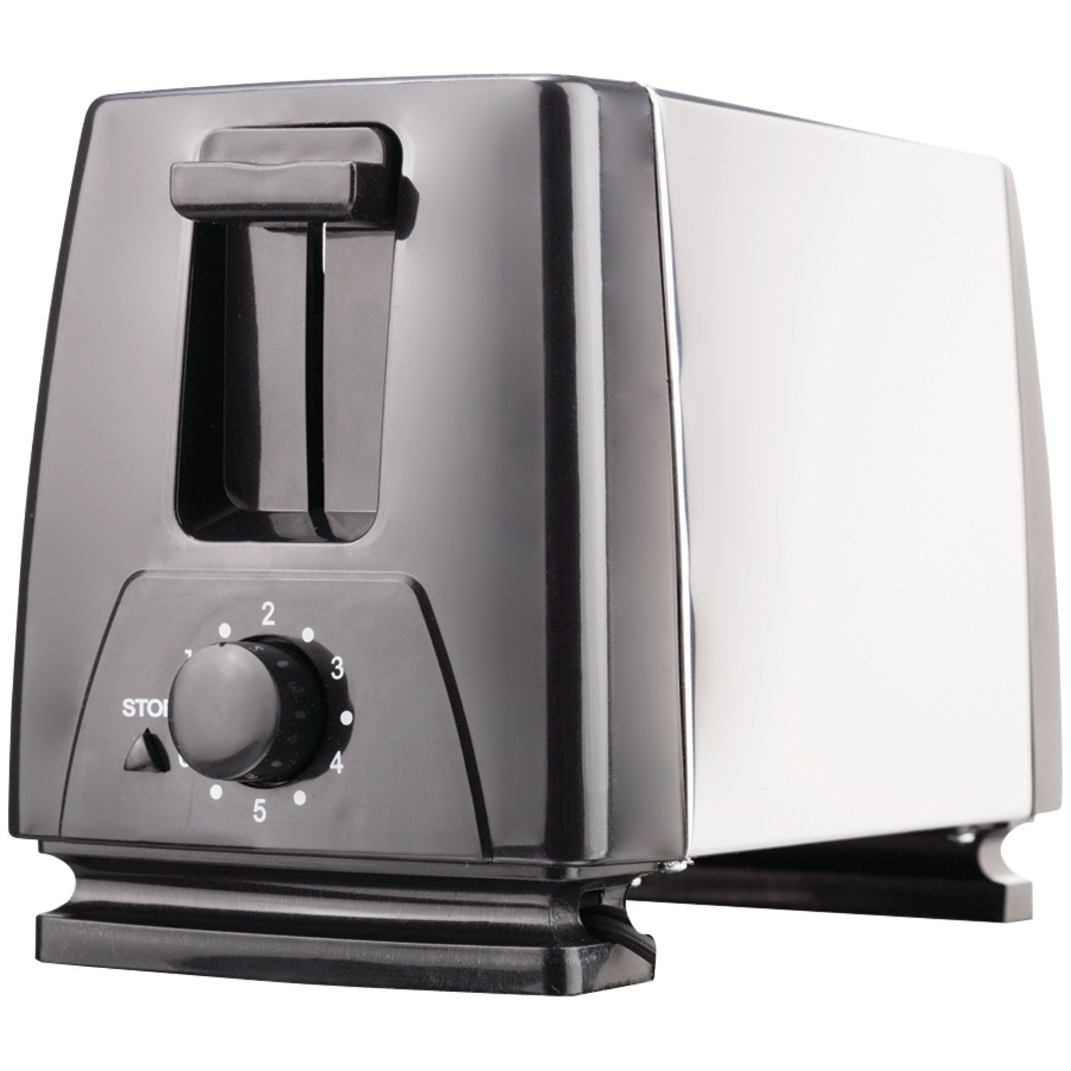 Brentwood TS-280S Toaster Extra Wide Slot, 2-Slice, Stainless Steel by Brentwood