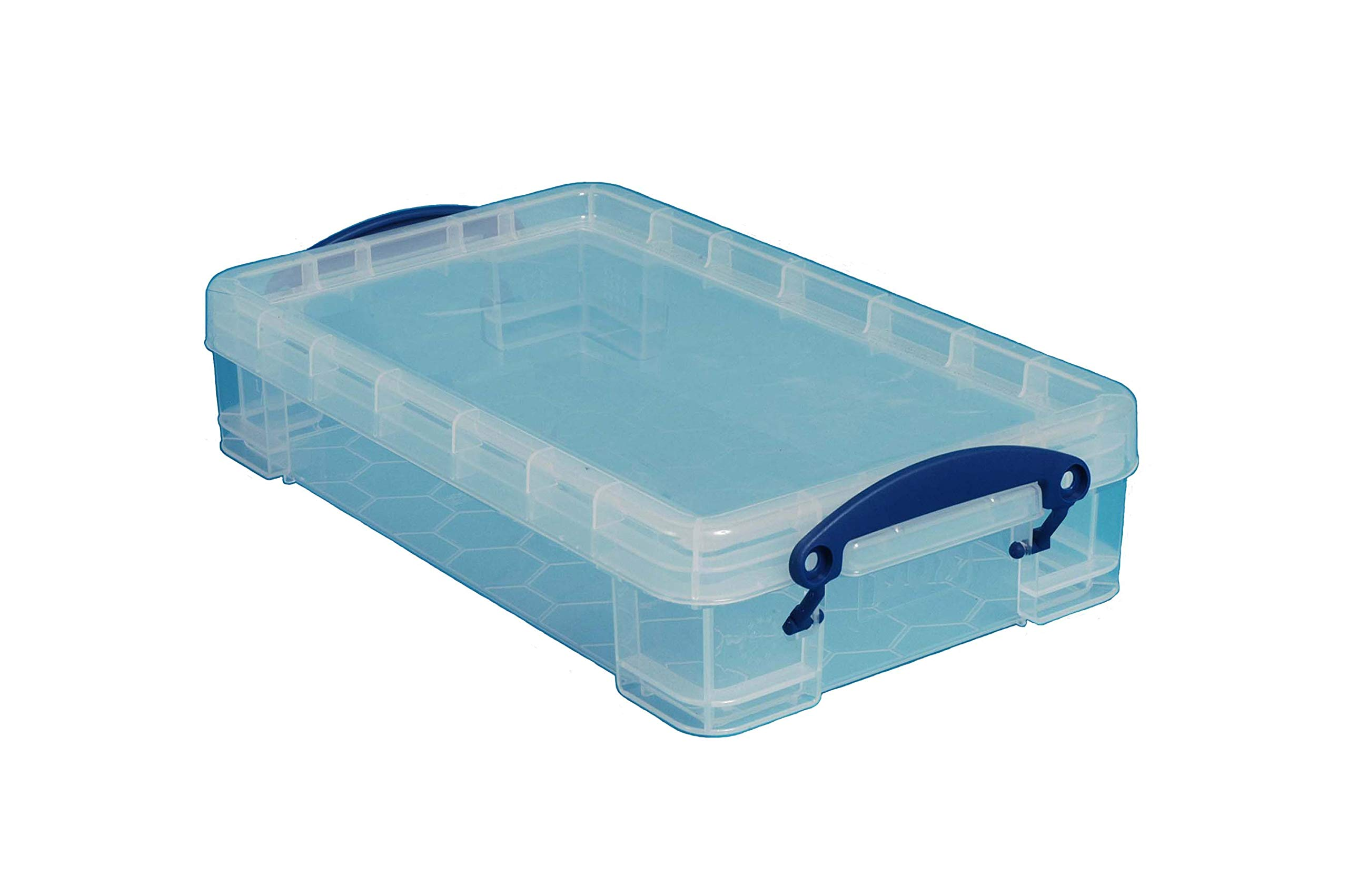 Really Useful Storage Box 4 Litre Clear