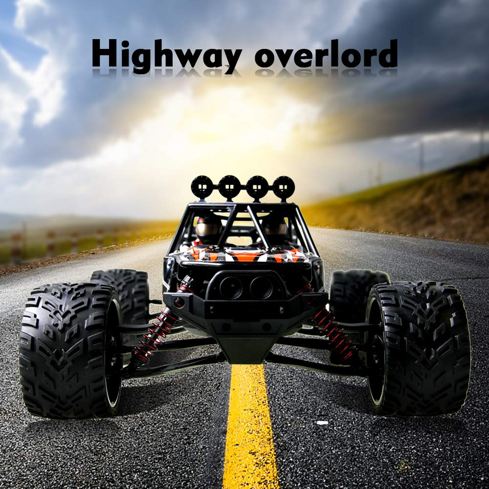 GMAXT Rc Cars,9120 Remote Control Car,1//12 Scale 38 km//h,2.4Ghz 2WD High Speed Off-Road Vehicles with 2 Batteries,Give The Child Best Choice