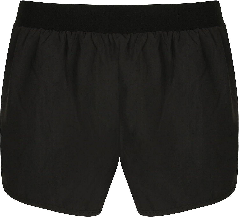 Tombo - Pantalones Cortos Deportivos Modelo Active para Mujer