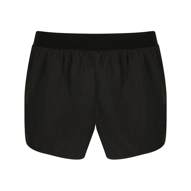 TALLA XL. Tombo - Pantalones Cortos Deportivos Modelo Active para Mujer