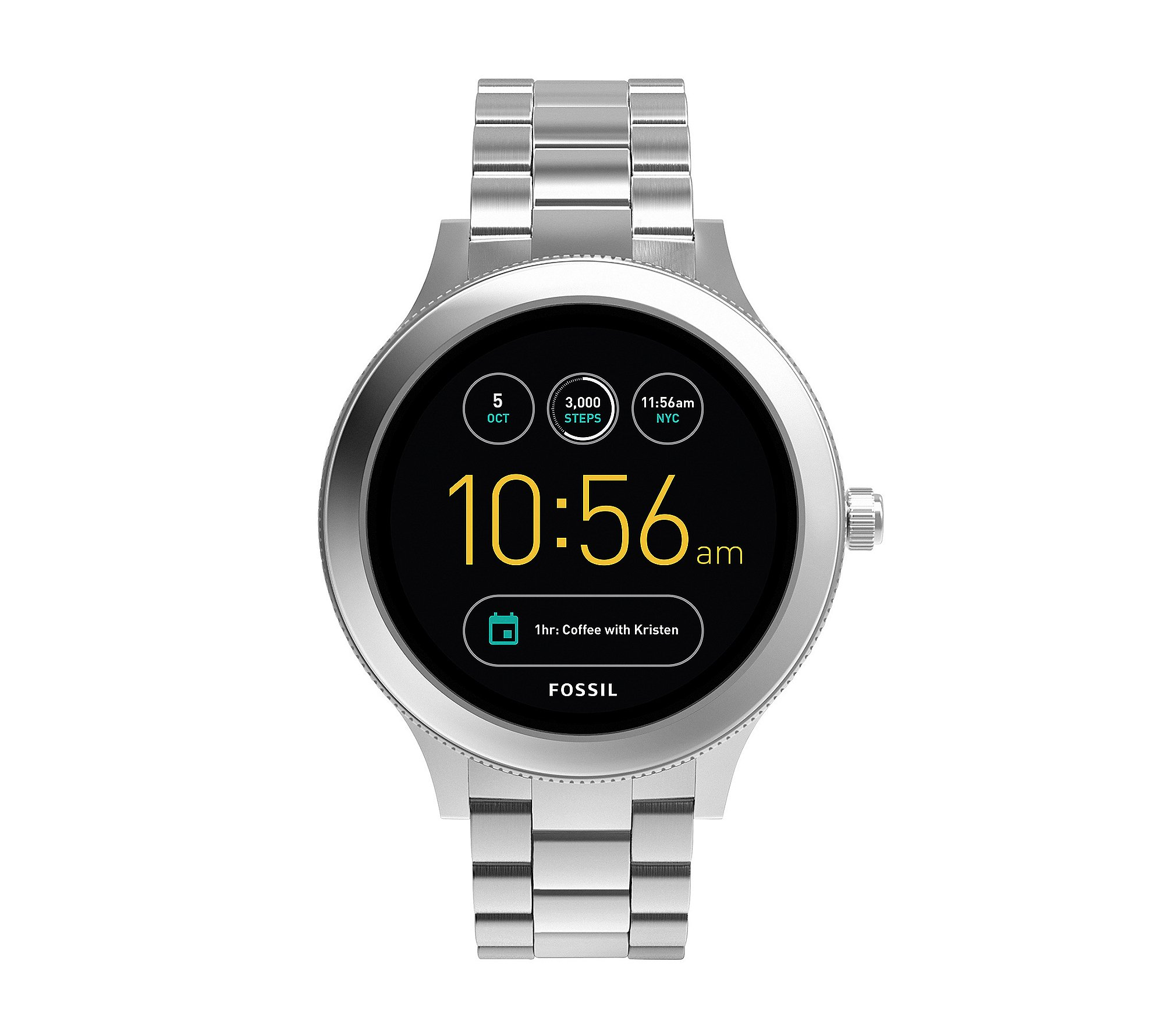 Fossil Gen 3 Q Venture Stainless Steel Smart Watch