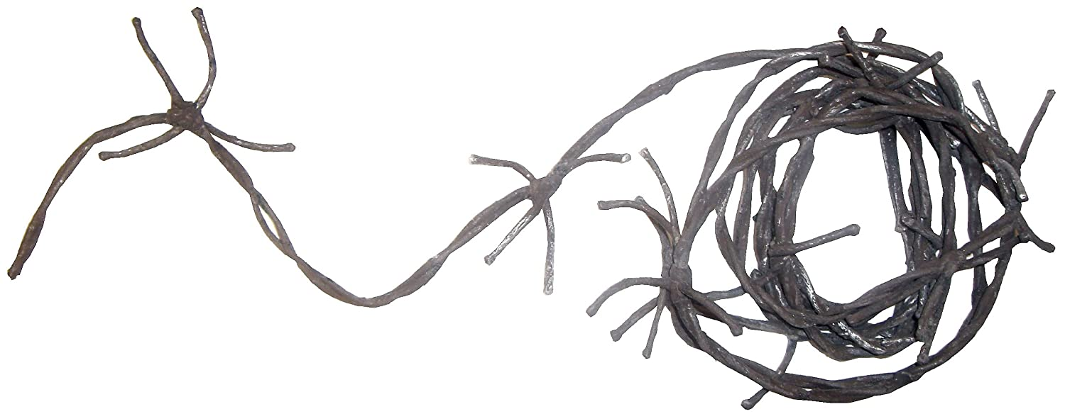 Amazon.com: The Gothic Collection Barbed Wire Garland Halloween ...