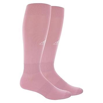 Adidas Metro III - Calcetines de fútbol, Mujer niña Hombre, Color Gala Pink/