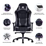 VON RACER Big and Tall 400lb Memory Foam Gaming