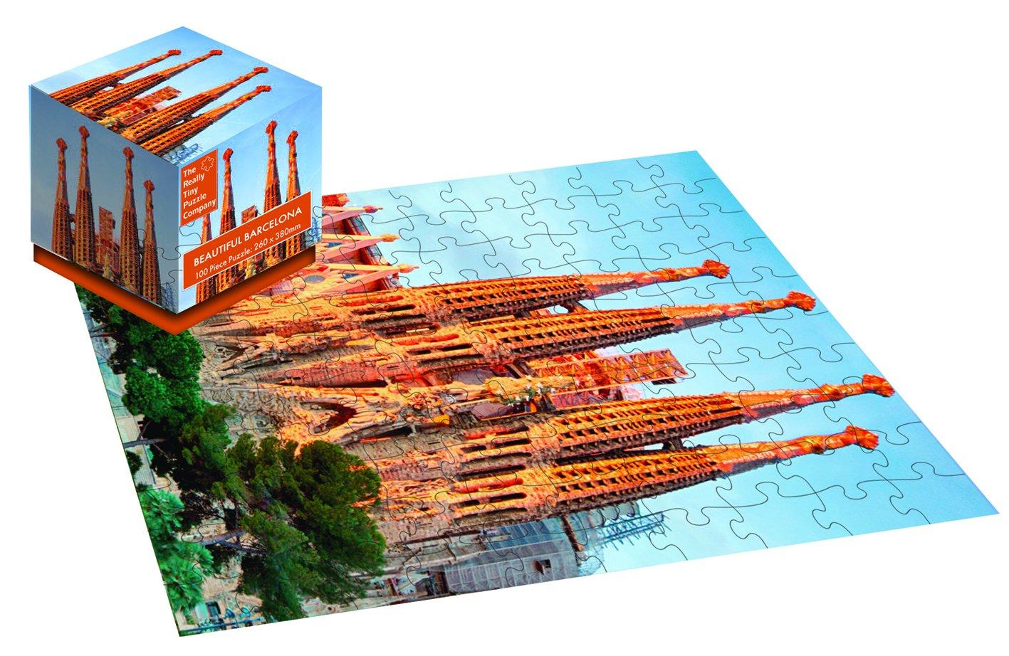 Robert Frederick 100 Piezas Cubo Puzzle –  Sagrada Familia RFS11755