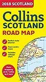 2018 Collins Scotland Road Map