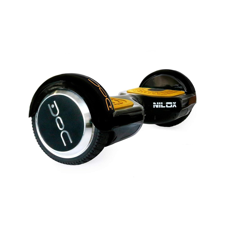 Nilox Hoverboard, Unisex Adulto, Oro (Gold), 25.7 x 28 x 65.5
