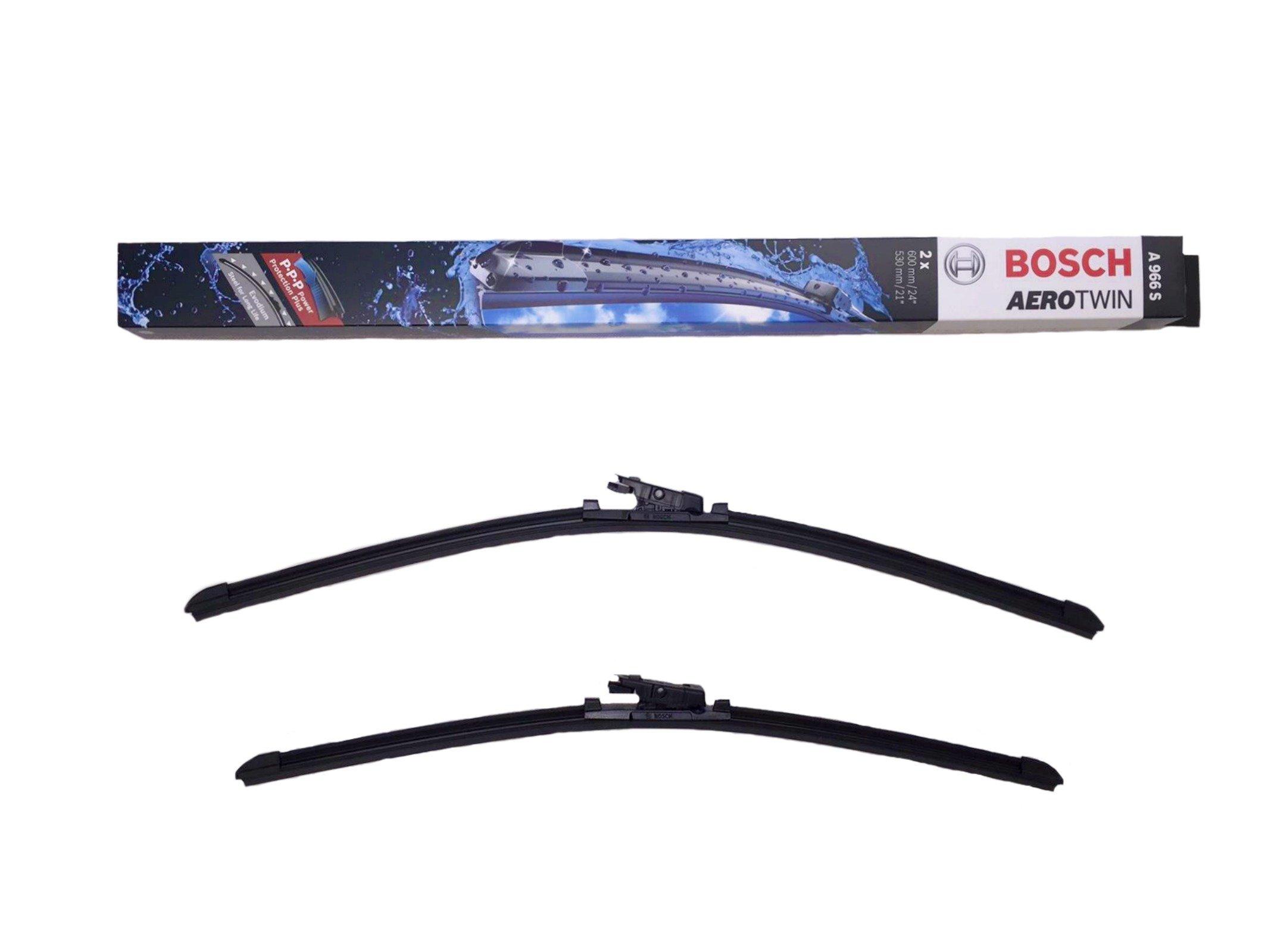 Bosch 3397118966 Bosch Aerotwin Wiper Blade Set