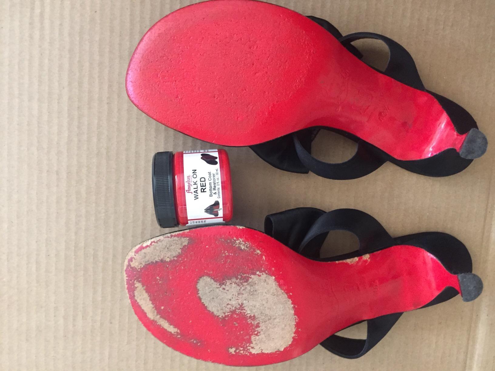 b1e8a672517 Angelus Shoe Bottom Coat and Restorer - 2 Ounces - Amazon Mỹ   Fado.vn