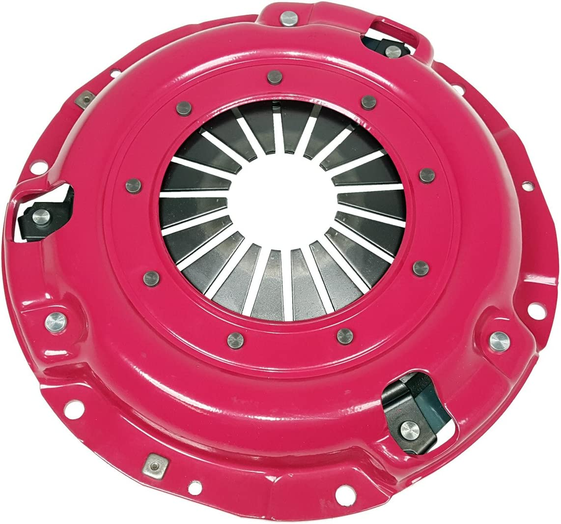 Bean VDC 1996-2012 2.0L H4 2.5L H4 3.0L H6 Clutch Kit And Sleeve Compatible With Forester Impreza Legacy X Base Limited Premium Sport Touring 2.5i Outback L H6 L.L Clutch Disc Stage 1; 15-004R