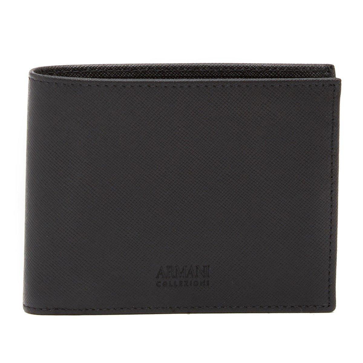 Armani Collezioni ACCESSORY メンズ US サイズ: One Size カラー: ブラック B07D6YTPC8