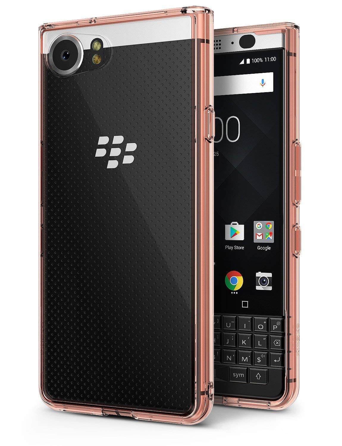 Funda Ringke Fusion Para Blackberry Keyone [72m73s4c]