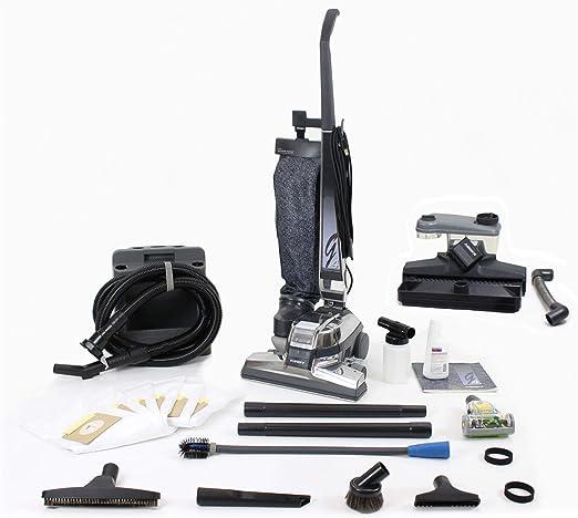 GV El aspirador de G4 con herramientas, cepillo turbo, bolsas 10 ...