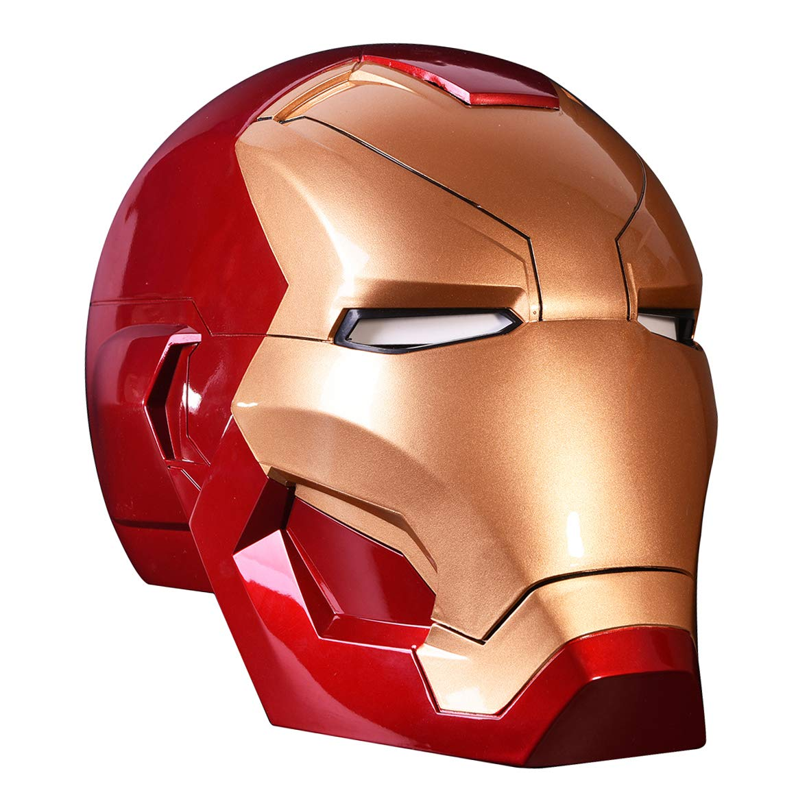 Gmasking Manual Open/Close MK46 Wearable Helmet 1:1 Props Replica Red