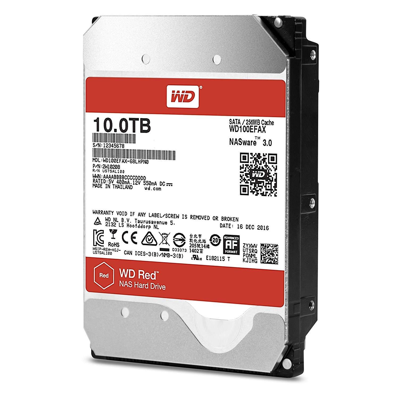 大勧め Logitec B07L851W21 内蔵ハードディスク(HDD) WD Red 10TB 3.5インチ ロジテックの保証無償ダウンロード可能なソフト付 Logitec LHD-WD100EFAX Red B07L851W21 WD Red 10TB, カジカザワチョウ:a44d58ab --- efichas.com.br
