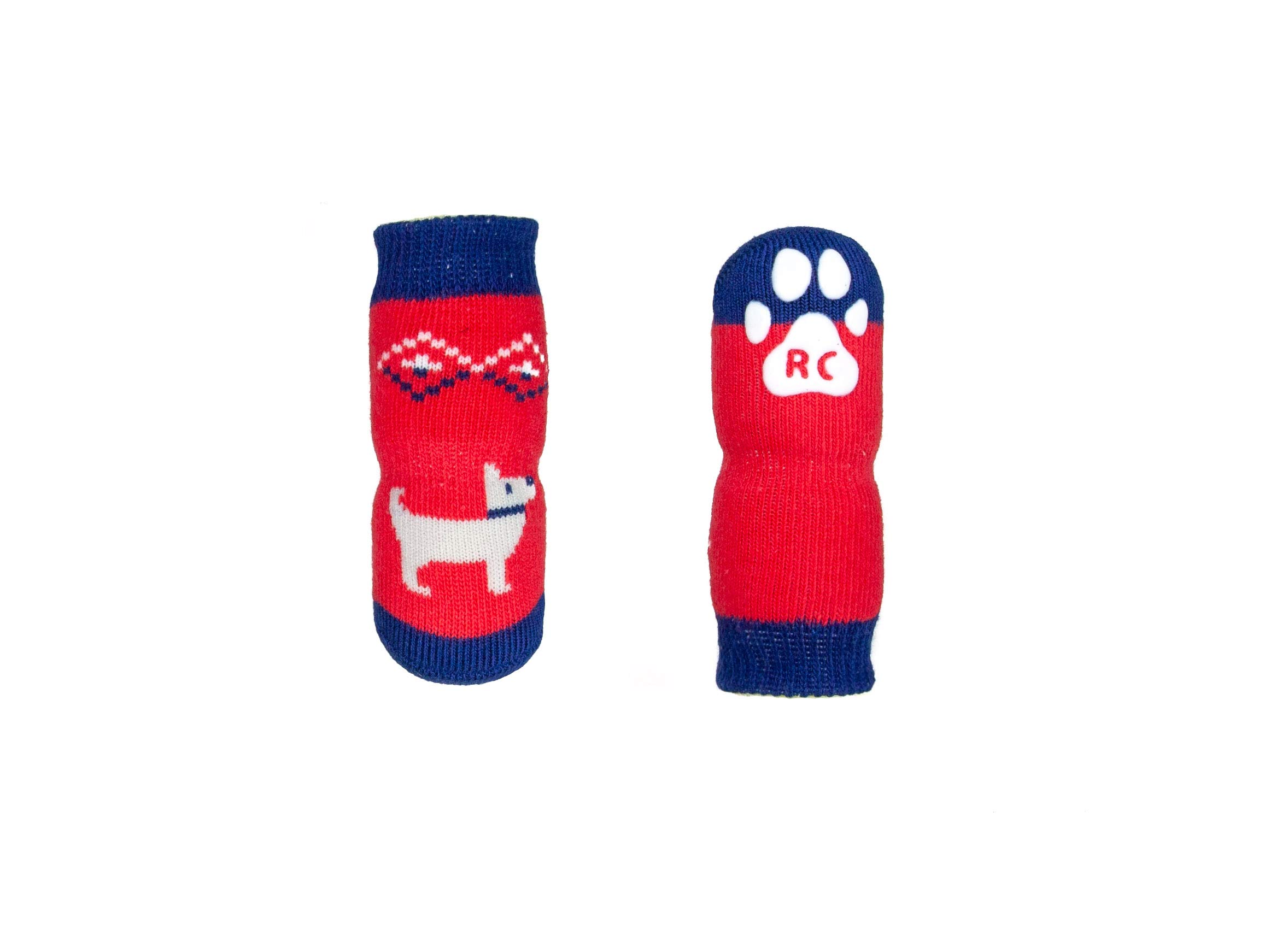 RC Pet Products 62203308 Pawks Dog Socks, Small
