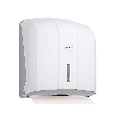Sani Smart Wisteria - Dispensador de toallas para 300 hojas ...