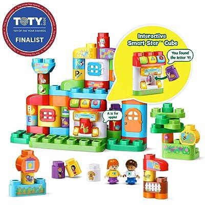 LeapFrog LeapBuilders ABC Smart House: Toys & Games