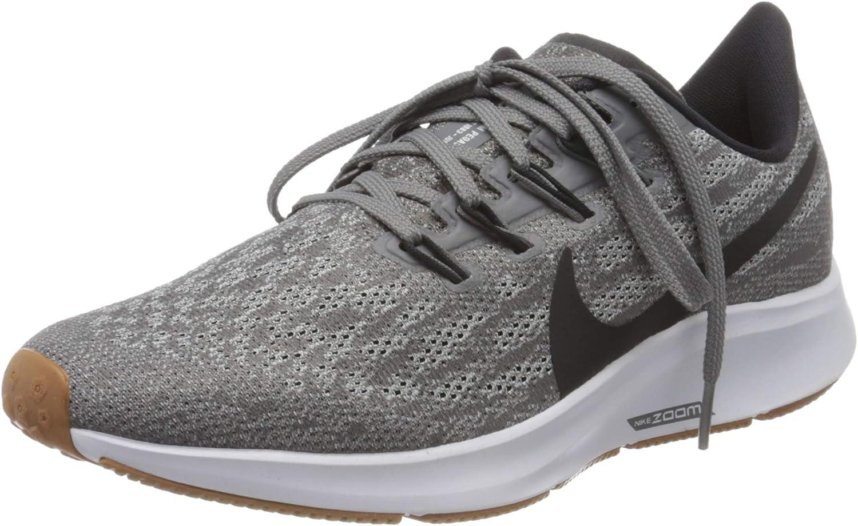 NIKE Wmns Air Zoom Pegasus 36, Zapatillas de Atletismo para Mujer ...