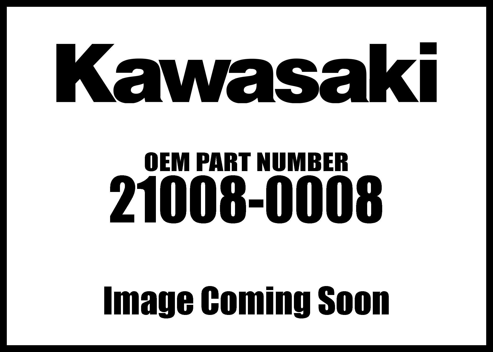 Kawasaki 2010-2013 Teryx 750 Fi 4X4 Teryx 750 Fi 4X4 Sport 12A Rad Fan Breaker 21008-0008 New Oem