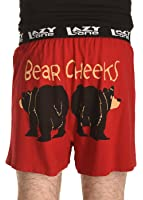 Lazy One Mens Funny Animal Boxers