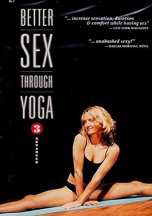 Yoga for better sex dvd