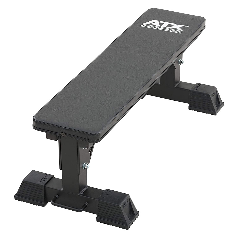 ATX Heavy Weight Flat Bench Flachbank Hantelbank bis 500 kg belastbar.