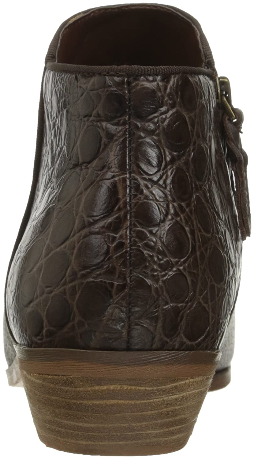 SoftWalk 7 Women's Rocklin Boot B019QNLL9U 7 SoftWalk B(M) US|Dark Brown Crocodile dadf62