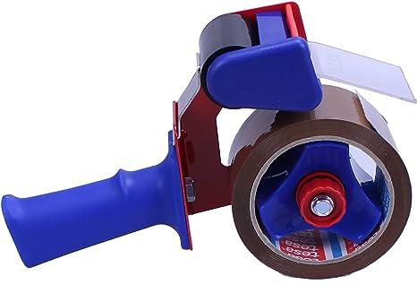 5 Abroller für Packband Klebeband Paketband Paketklebeband Handabroller m.Bremse