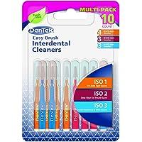 DenTek Easy Brush Interdental Brushes, Multi Pack