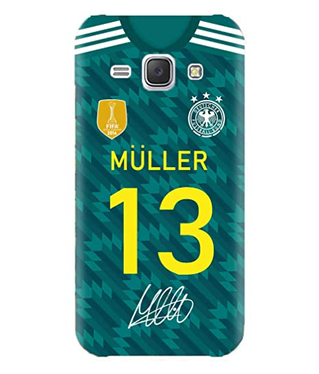 innovative design 29ce7 5e63a Print Vale Germany Away Thomas Müller Jersey 13: Amazon.in ...