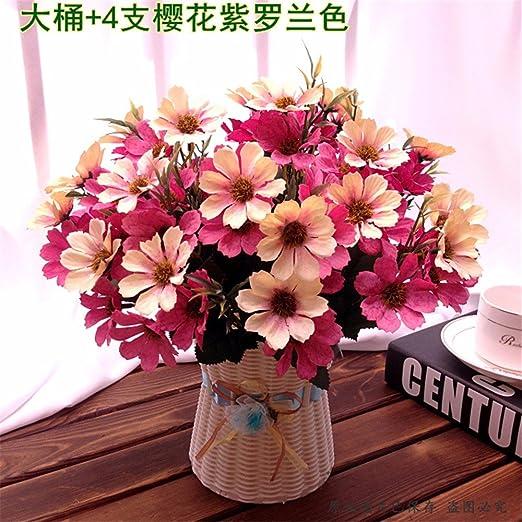 Flores artificiales para bodas del Hotel Casa Parte decoraciones ...